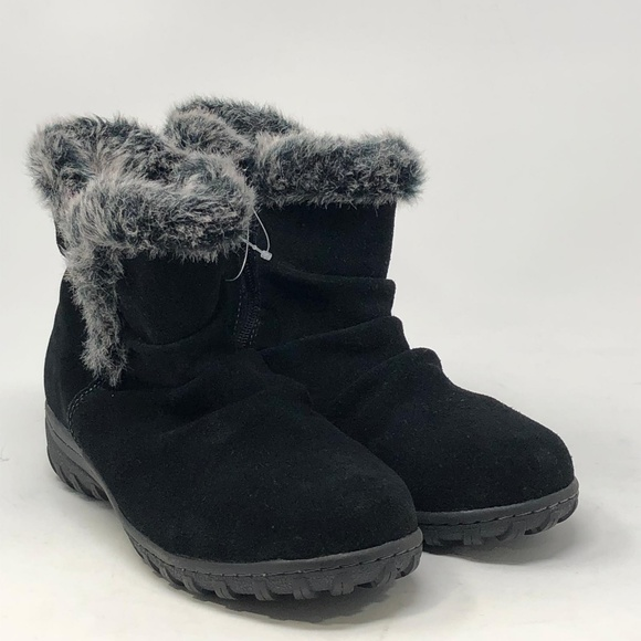 84ff2490ace Khombu Shoes | Ladies Lisa All Weather Winter Boots Bk | Poshmark